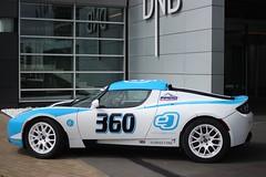 lotus exige(0.0), ford gt(0.0), race car(1.0), automobile(1.0), tesla roadster(1.0), vehicle(1.0), automotive design(1.0), land vehicle(1.0), supercar(1.0), sports car(1.0),