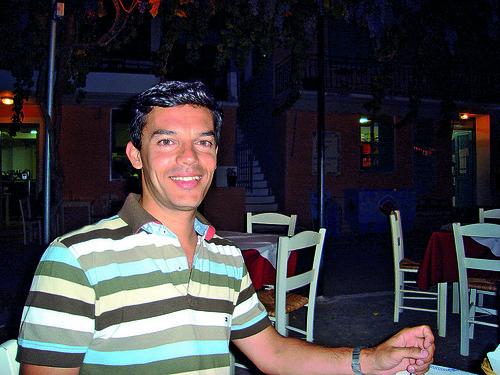Grecia - George Georgakopoulos
