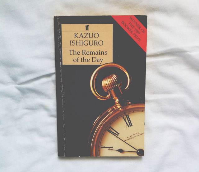 the remains of the day kazuo ishiguro lifestyle book blog uk vivatramp