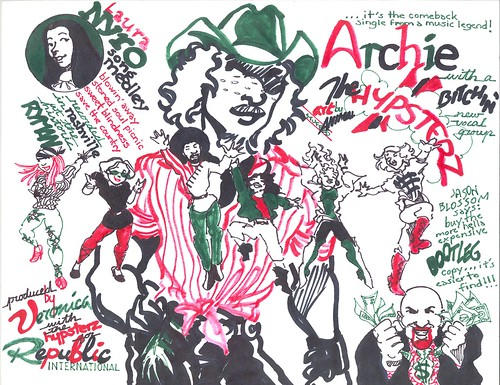 ARCHIE + HYPSTERZ 10001