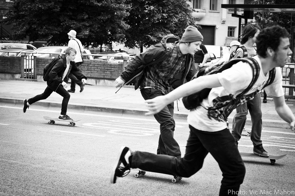 Manchester Go Skateboarding Day 2014.