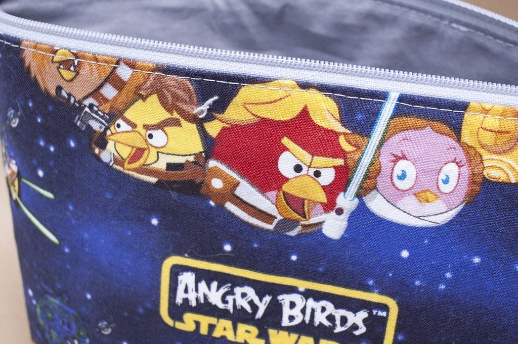 Sewn Toy Bag