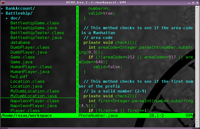 How to turn Vim into a full-fledged IDE - Xmodulo