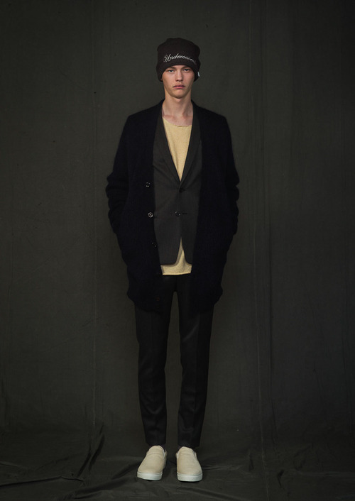 Robbie McKinnon0050_UNDERCOVERISM 2014-15 Autumn Winter