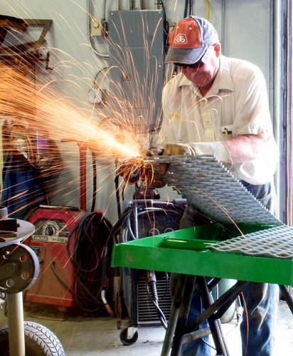 223/365 Welding Sparks