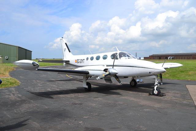 EC-DYT Cessna 340A ll