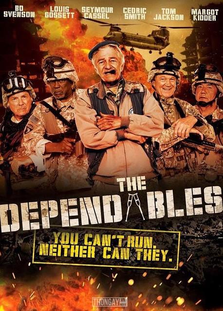 Phim Đội Quân Cảm Tử - The Dependables