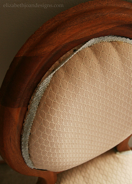 Chair Reupholstery 3