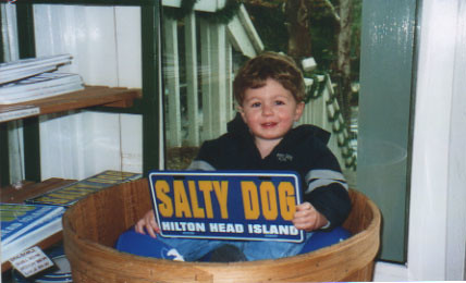 Fans of the Salty Dog
