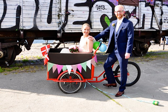 Newlywed  - cargo bike
