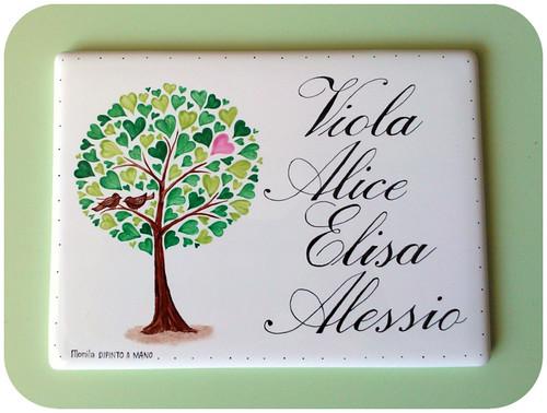 targa di Monila