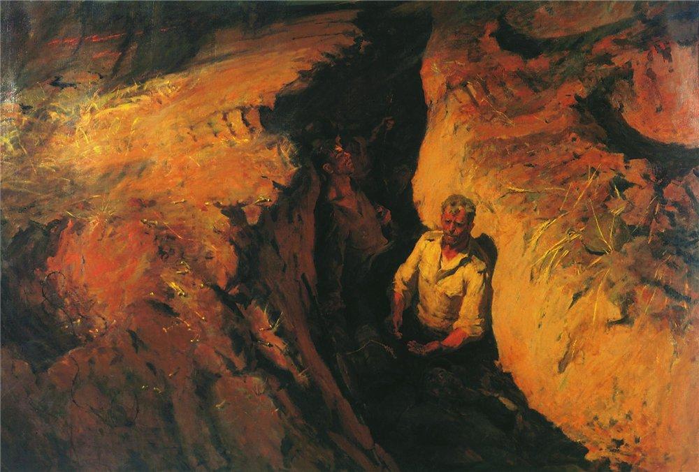 20世纪俄罗斯绘画杰作10