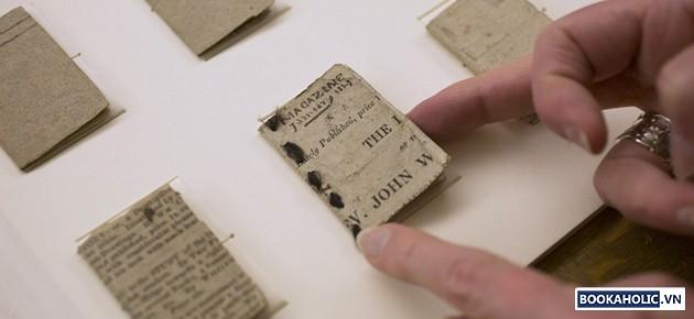 Bronte tiny books 1
