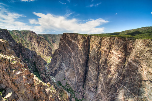 colorado gunnison blackcanyon paintedwall explored gunnisonriver blackcanyonnationalpark