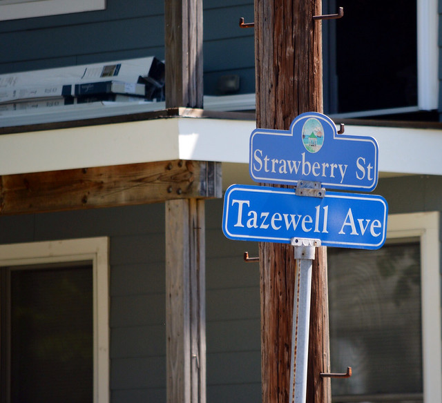 Header of Tazewell