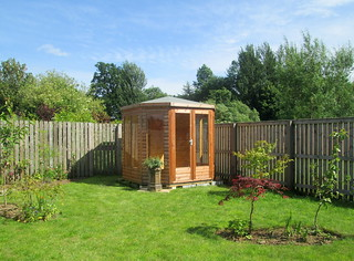 summerhouse (gazebo)