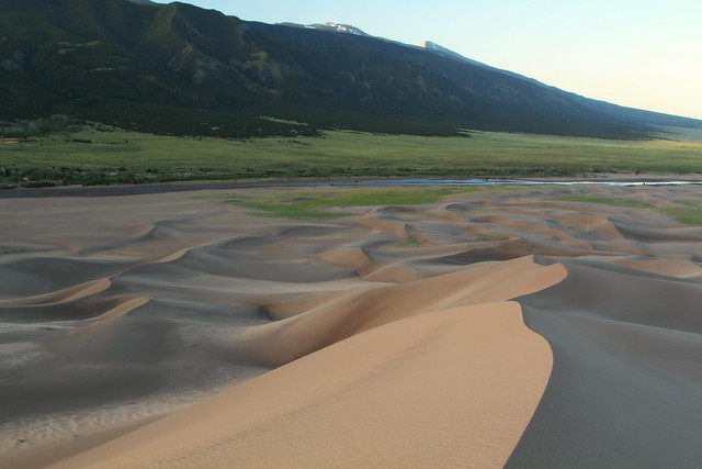 14406313217 618675a1b9 z Great Sand Dunes National Park: Dunes at Sunrise