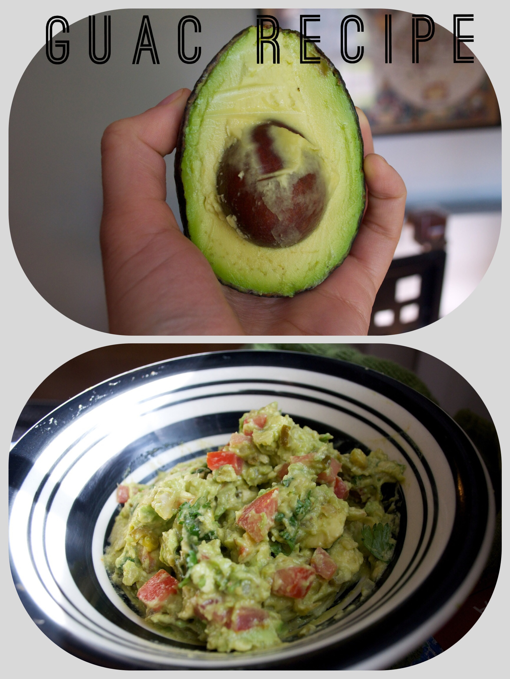 Pit and guac