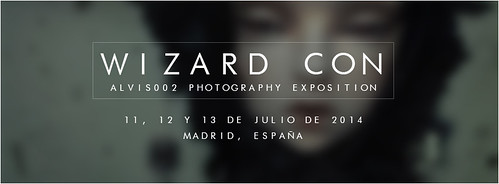 WIZARD CON: MY FIRST PHOTOGRAPHY EXPOSITION.