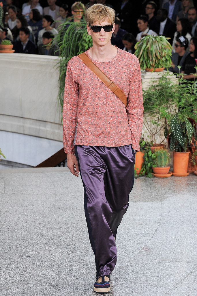 Paul Boche3628_SS15 Paris Paul Smith(VOGUE)