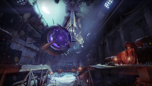 Destiny on PS4 and PS3