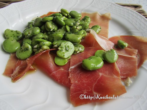 ©Broad Beans and Spanish Ham (2)