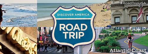 Próxima viagem: road trip pela Costa do Atlântico dos Estados Unidos!