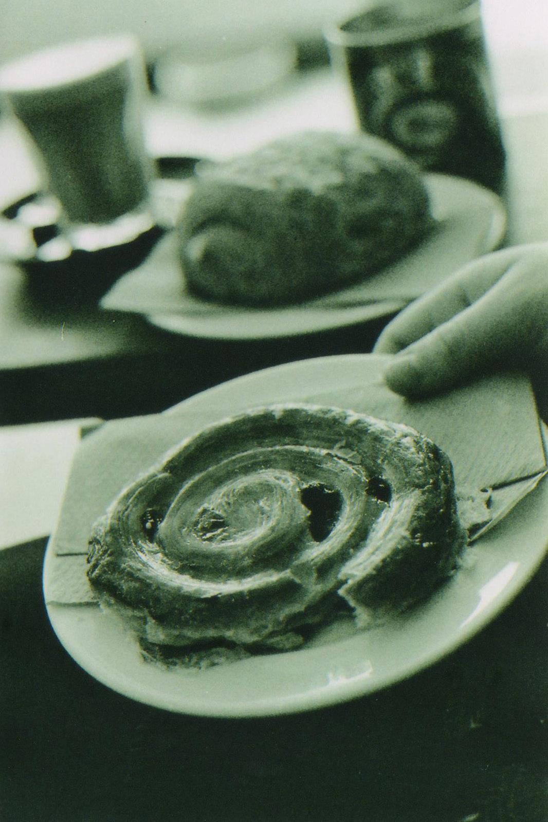 analog food photography