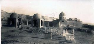 Mamelouk tombs