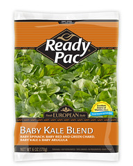Ready Pac Baby Kale European Salad Blend