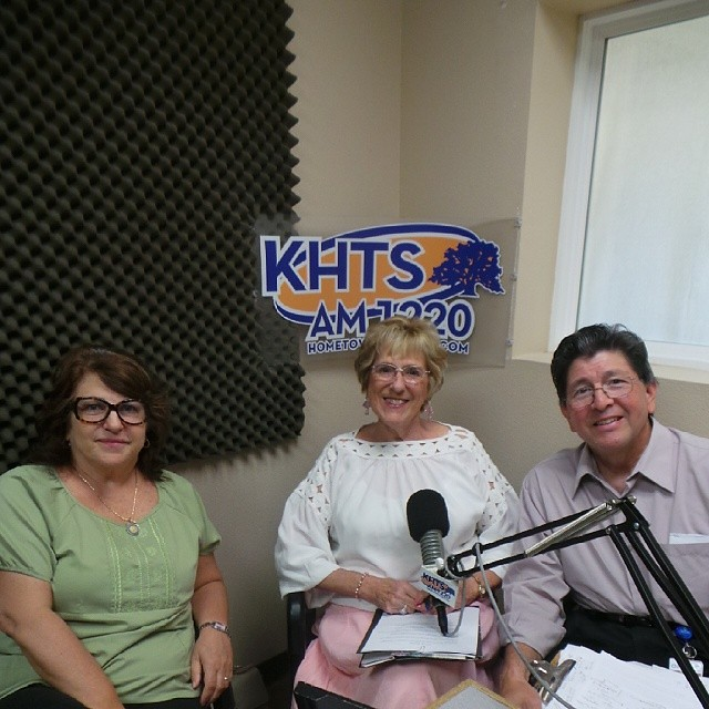 Rosemary Murphy of Beyond Harmony joins the Senior Hour with Hosts, Barbara Cochran and Dr. Gene Dorio live on your hometown station AM-1220 KHTS! #tanning #healthyliving #seniors #aging #politics #spa