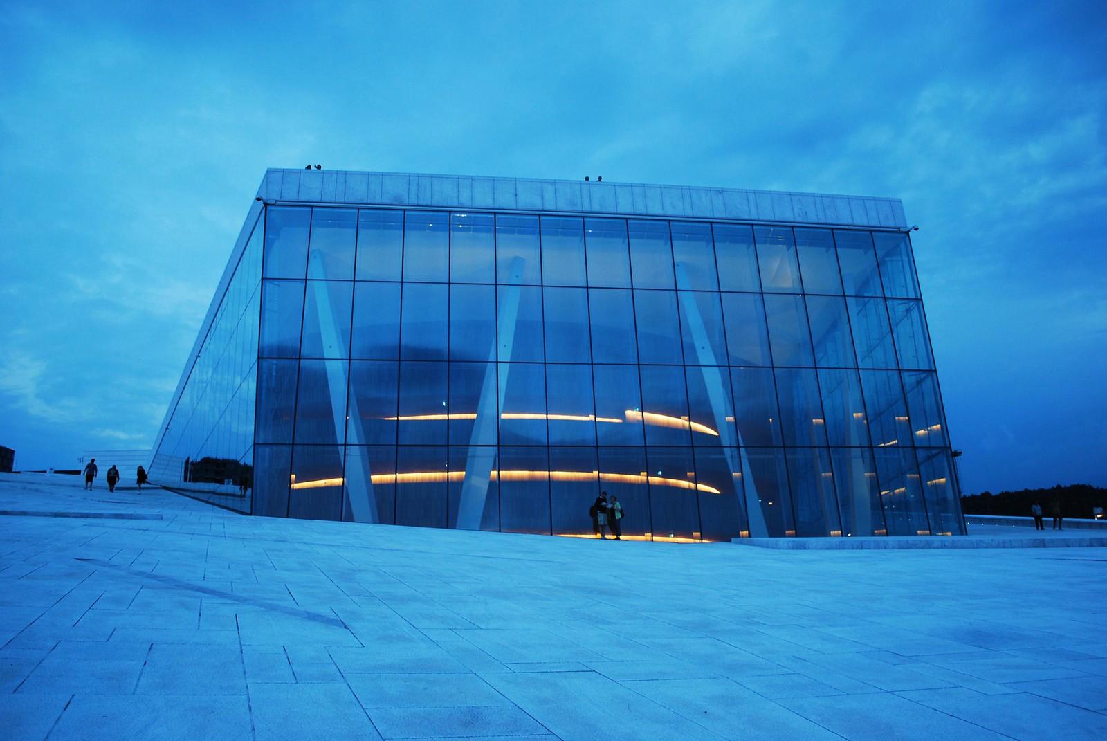 Oslo budget holiday