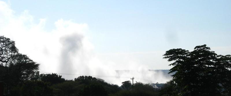Comboio de Bulawayo para Vitoria Falls