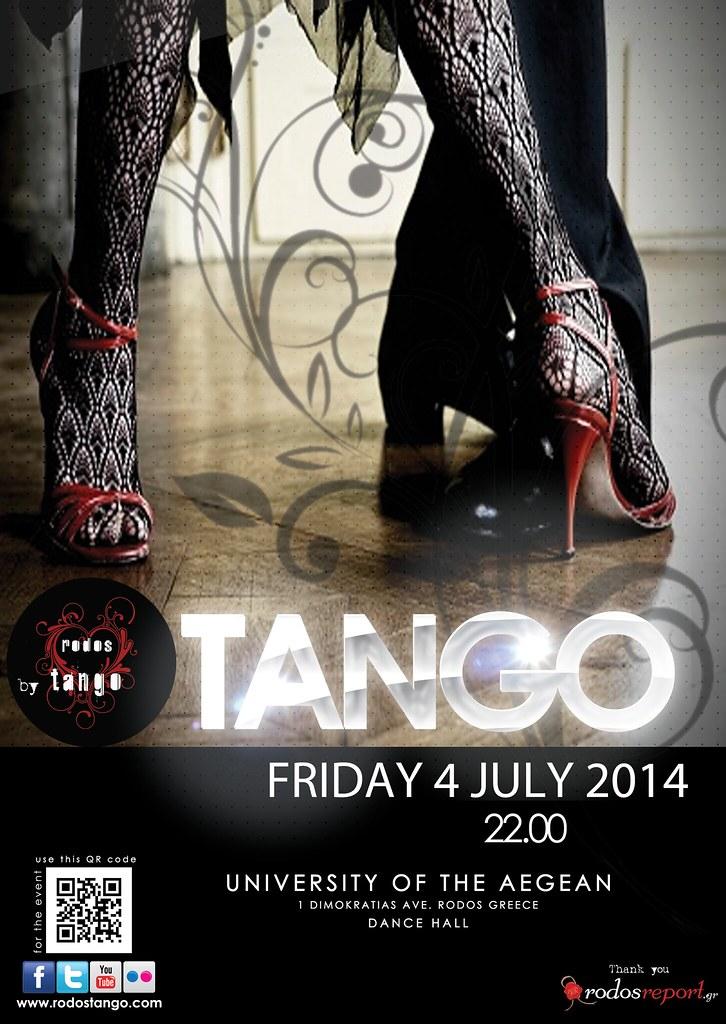 4 Ιουλίου 2014 - Milonga