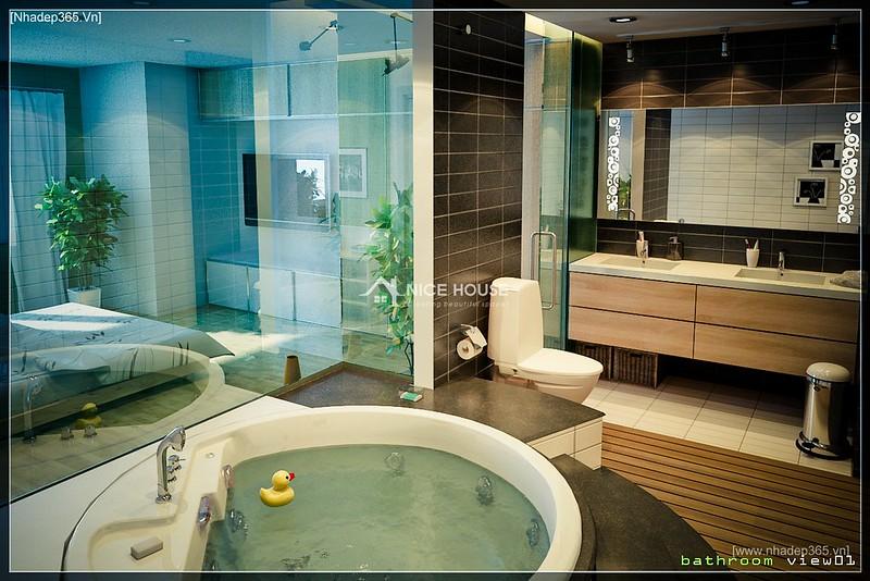 Thiết kế nội thất chung cư M5 - Anh Hoàn_5