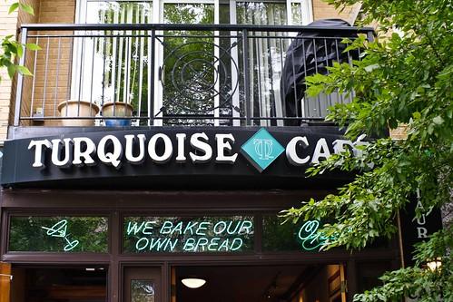 Turquoise Café