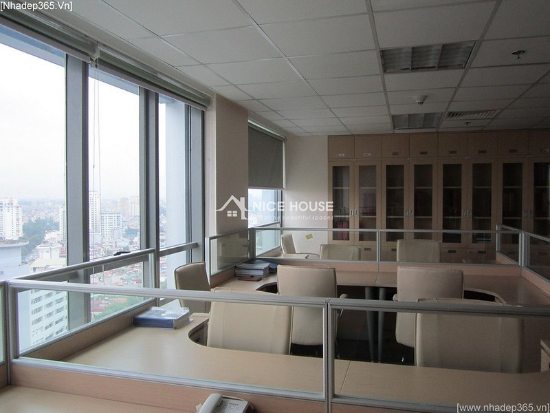 Thiết kế nội thất Văn Phòng công ty VJEC_24