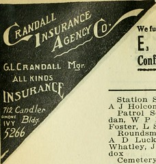"""Image from page 423 of """"Atlanta City Directory"""" (1913)"""