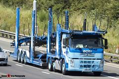Volvo FM 6x2 Car Transporter - T200 ECM - ECM - M1 J10 Luton - Steven Gray - IMG_7460