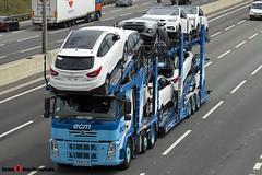 Volvo FM 6x2 Car Transporter - P900 ECM - ECM - M1 J10 Luton - Steven Gray - IMG_0599