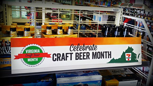 Virginia Craft Beer Month 2014