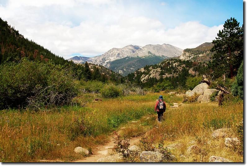 Cub Lake Trail 1