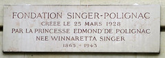 Photo of Marble plaque № 31390