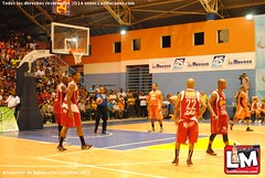 Baloncesto Superior, domingo 3 agosto @ Poli Deportivo Moca 85