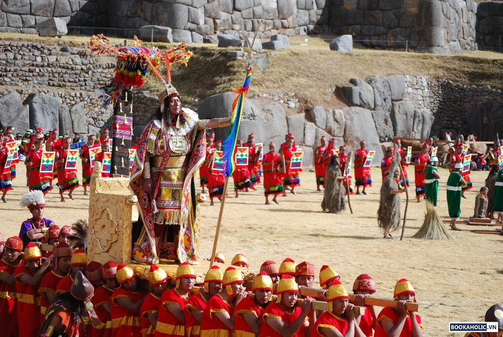 Inti Raymi (Festival of the Sun) - Peru