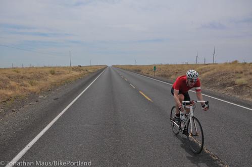 Treo Bike Ranch trip day 3 - Hardman to Columbia River-39