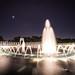 WW II monument in Washington DC by Elias Moreira