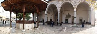 Sarajevo/mosque