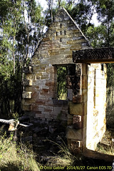 Ruins at Lapstone