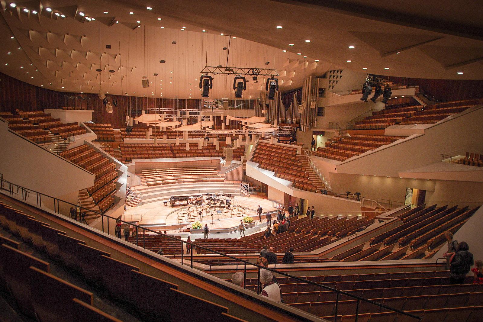 Berliner Philharmonie - Carnet de voyage à Berlin